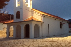 "The church ""O Agios Ioannis o Prodoromos"""